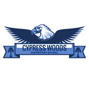 Cypress Woods logo